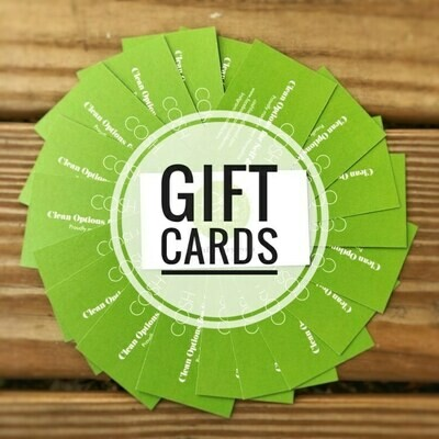 Cosh Gift Card
