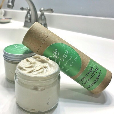 Sensitive Skin Formula Jar Deodorant