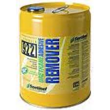 922 Urethane Adhesive Remover, Pl