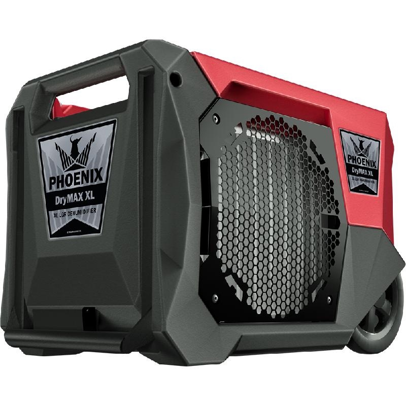 Phoenix Dry Max XL LGR Dehumidifier - RED