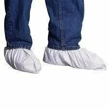 White Shoe Covers | 50 Pack