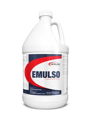 Emulso (Gallon) by Newline   Liquid Extraction Detergent