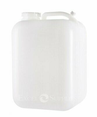 5 Gallon Chemical Jug   Headpack