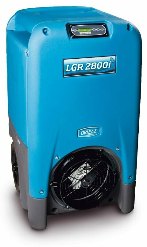 LGR 3500i Dehumidifier by Drieaz