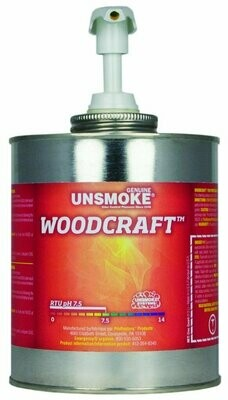 Woodcraft Restoration Cleaner (Quart Can w/Pump Nozzle)