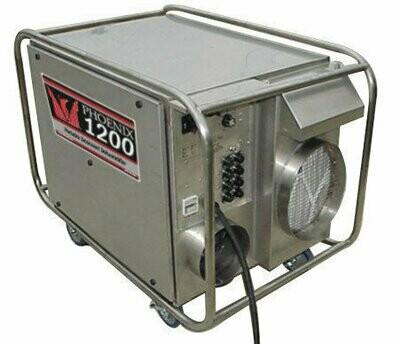 Phoenix 1200 Portable Desiccant Dehumidifier