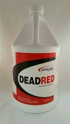 Dead Red (Gallon) by Newline   Red Stain Remover