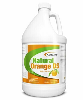Natural Orange DS (Gallon) by Newline   Solvent Booster and Carpet Spotter