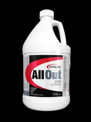 All-Out (Gallon) by Newline   Carpet Prespray