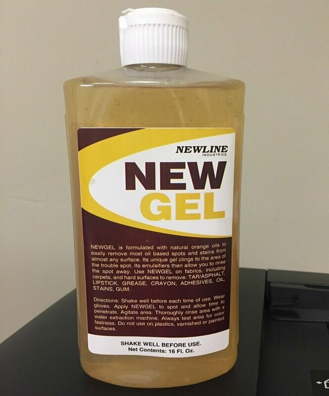 New Gel (Pint) by Newline | Natural Orange Spot and Stain Remover