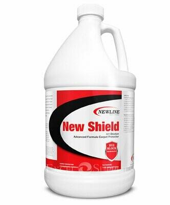 New Shield (Gallon) by Newline   Premium Carpet Protector with Acid Dye Blocker