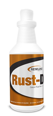 Rust-D (Quart) by Newline   Carpet Rust Stain Remover