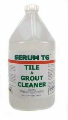 Serum TG (Gallon) by Serum Systems - Tile and Grout Cleaner