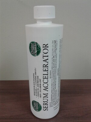 Serum 1000 Accelerator (15oz Bottle) by Serum Systems - Additive for Serum 1000