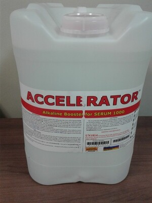 Serum 1000 Accelerator (5gal. Jug) by Serum Systems - Additive for Serum 1000