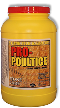 Pro Poultice (27 oz.) by CTI Pro's Choice   Stone and Grout Stain Remover