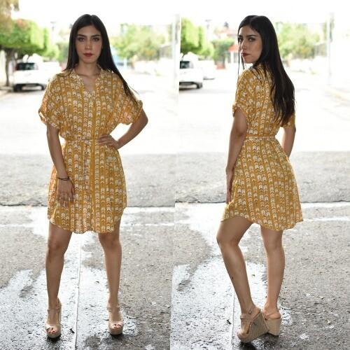 Vestido Camisola