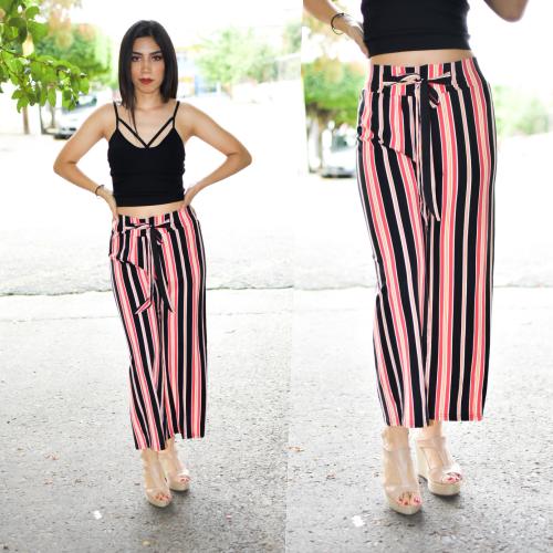 Maxi Pantalon Rayado