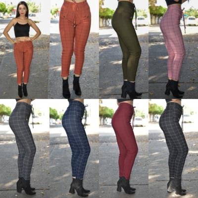 Pantalon Tobillero Cuadrado-ZT13