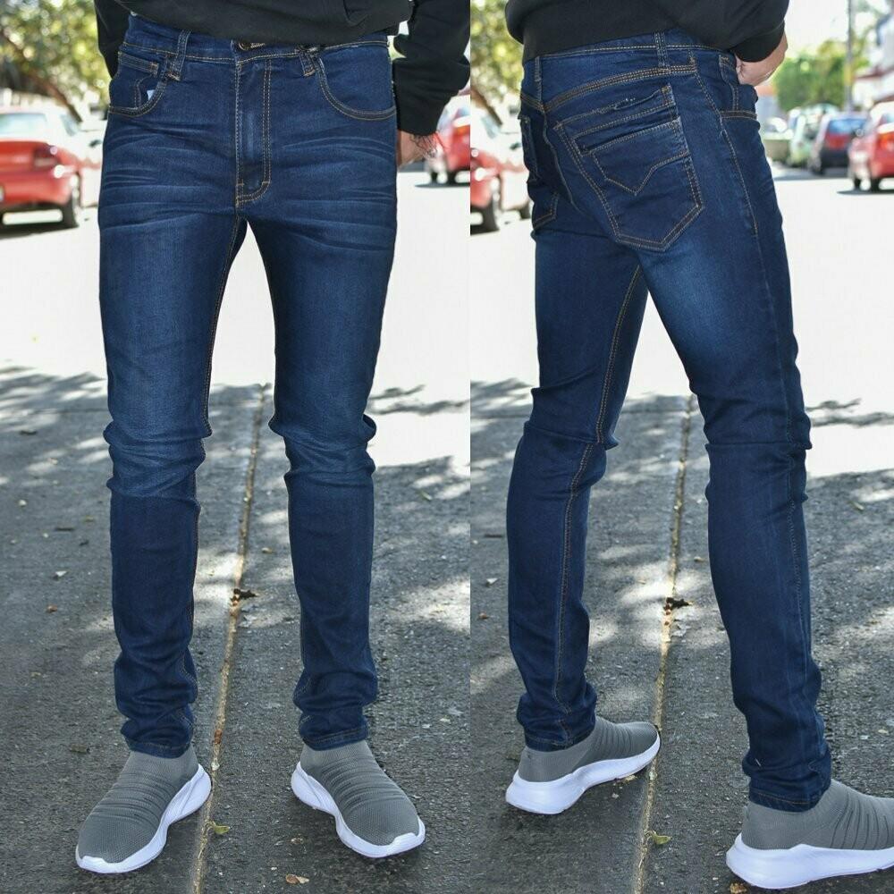Pantalon skinny caballero modelo 097