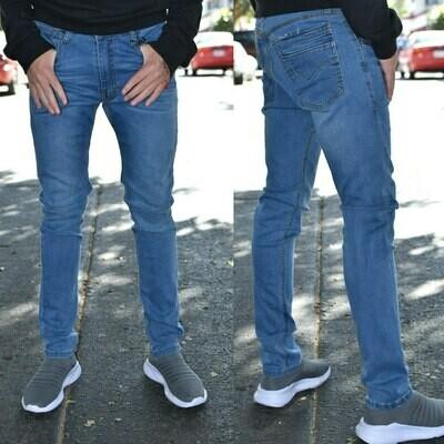 Pantalon skinny caballero modelo 096