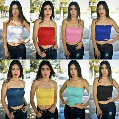 TOP CORRUGADO MODELO 01205