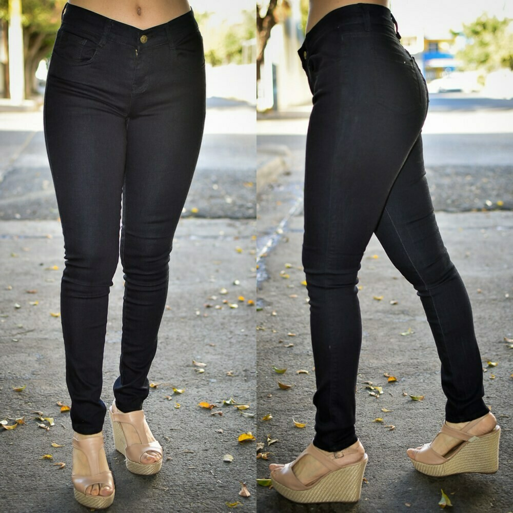 Pantalon Largo negro MODELO 01212