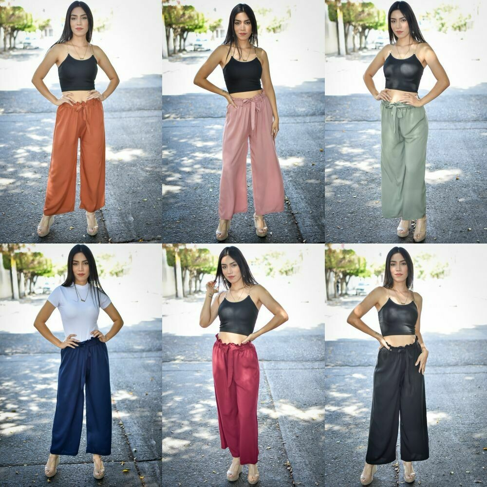 Maxi Pantalon Ajustable modelo-PPC251