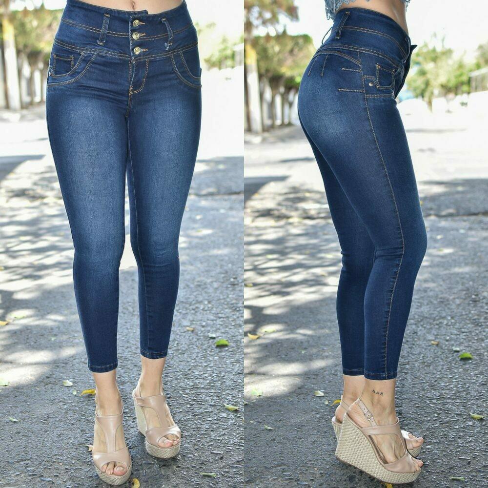 Pantalon Tobillero Costuras modelo-01272
