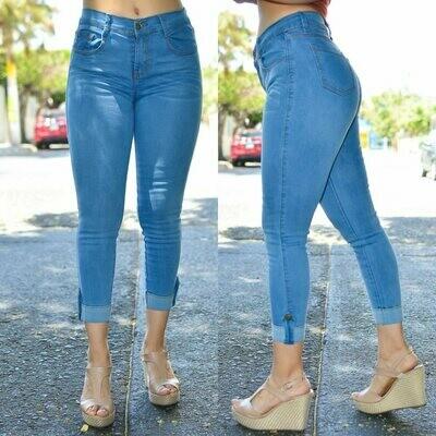 Pantalon de mezclilla modelo-01396
