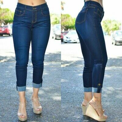 Pantalon de mezclilla modelo-01397