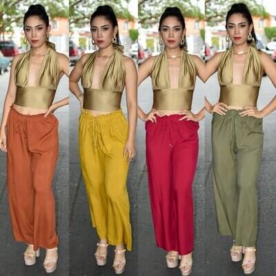 🎀Maxi Pantalon modelo 01466🎀