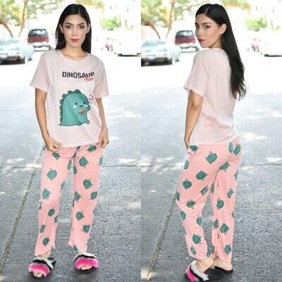 🎀Pijama de pantalon modelo 01680🎀