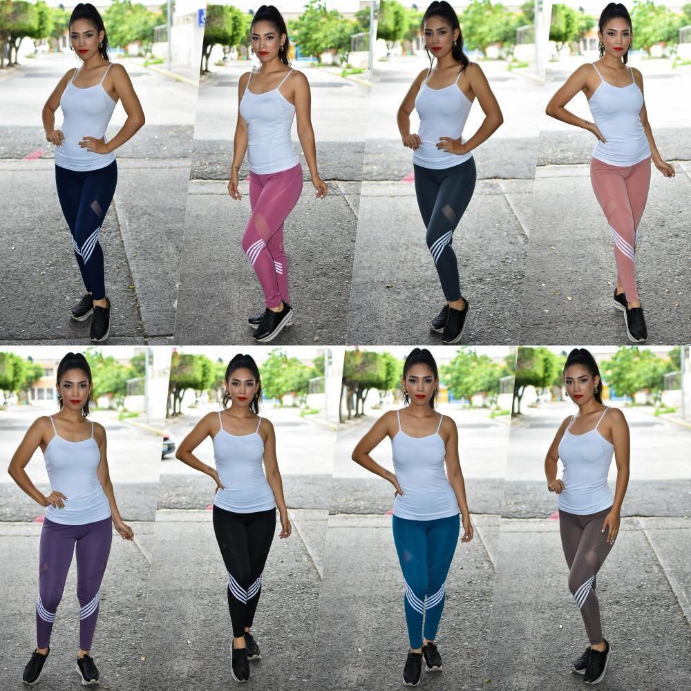 🎀 Duo Deportivo Blusa con leggins modelo -01547🎀