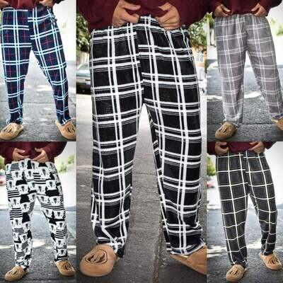 Pijama pantalon Polar