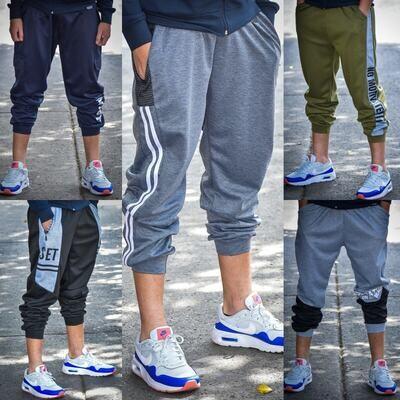Paquete de 10 Pants Deportivo de Hombre Modelo-DAS3-10