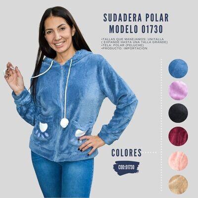 Sudadera polar modelo 01730