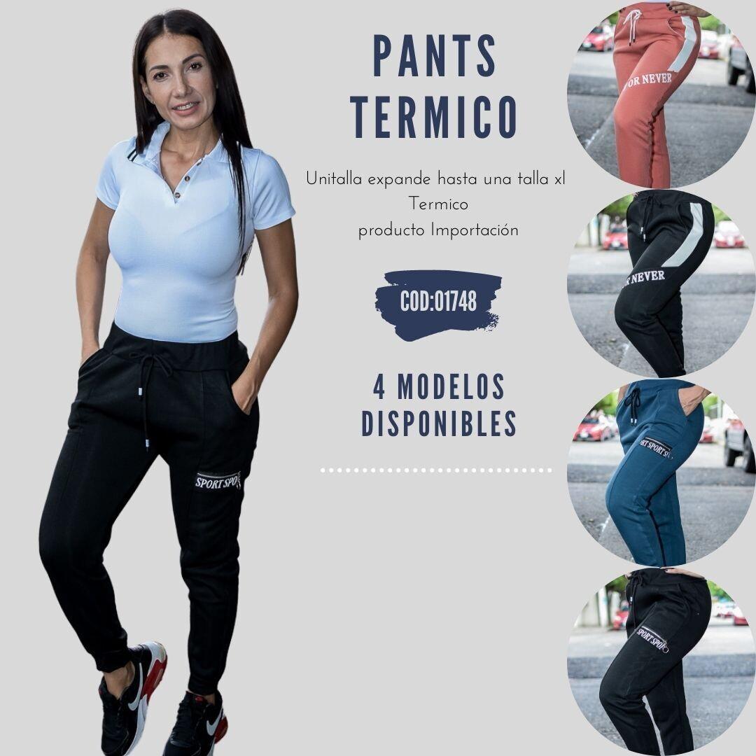 Pants Termico Modelo-01748