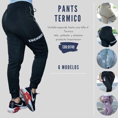Pants Termico Modelo-01749