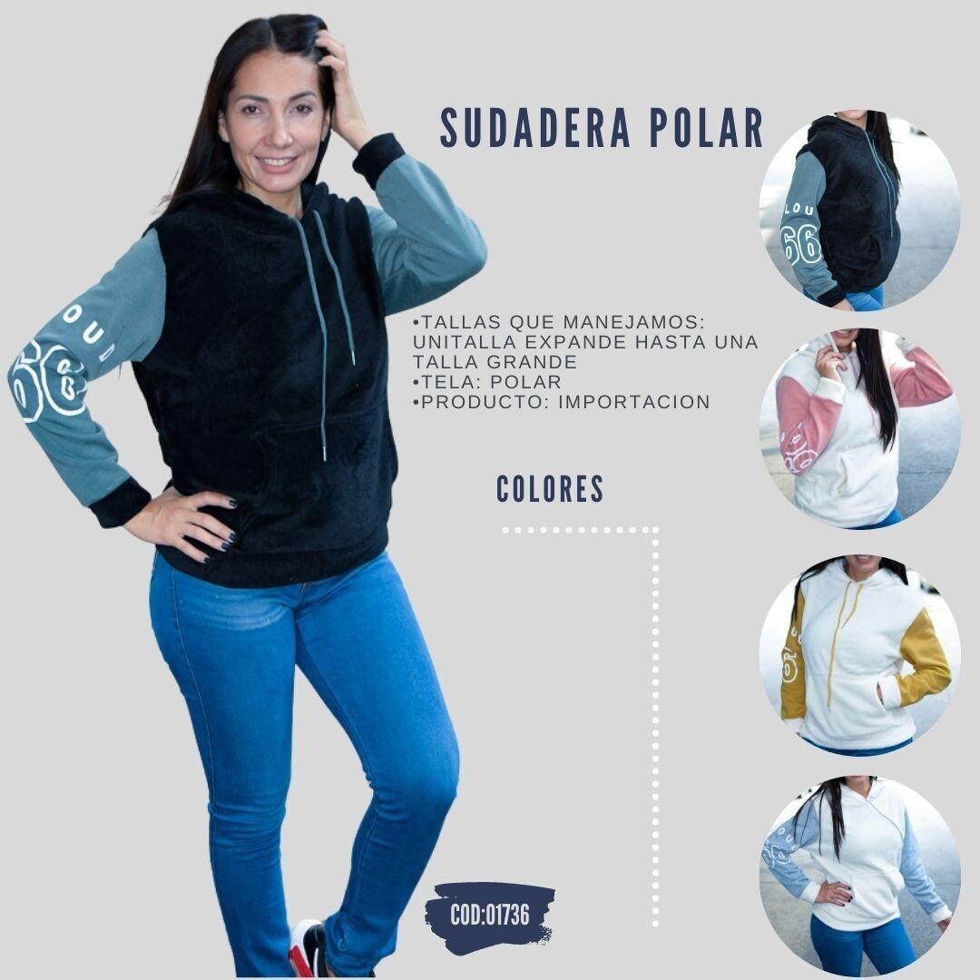 Sudadera Polar Modelo-01737