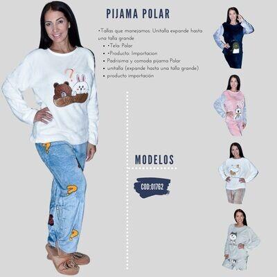 Pijama Polar modelo 01762
