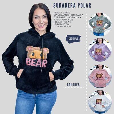 Sudadera Polar Modelo-01764