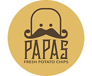 Papas Fresh Potato Chips