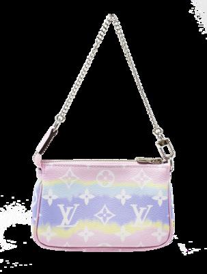 Louis Vuitton Pastel Escale Pochette