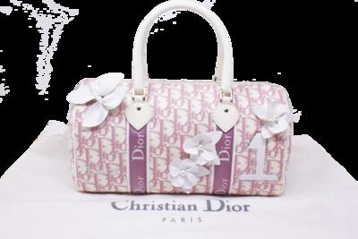 Christian Dior Girly Diorissimo Monogram Bag