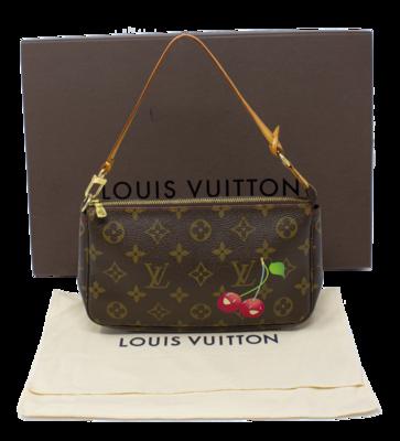 Louis Vuitton x Takashi Murakami Cerises Pochette