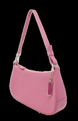 Coach Pink Nappa Shoulder Bag