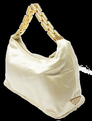 Prada Satin Chain Bag