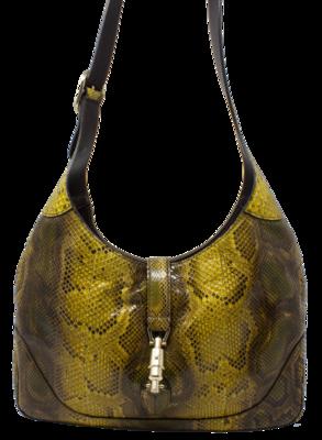 Gucci Python Jackie Bag