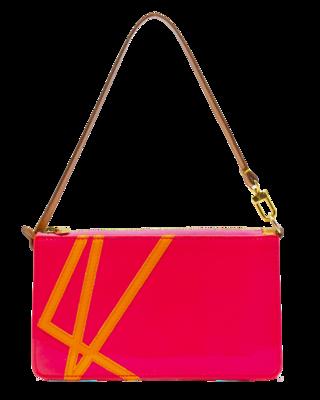 Louis Vuitton x Robert Wilson Fluo Rose Lexington Pochette
